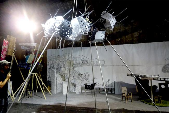 Drawing Life de Javier Mariscal en Design Museum de Londres 9class=