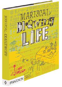 Drawing Life de Javier Mariscal en Design Museum de Londres Libroclass=