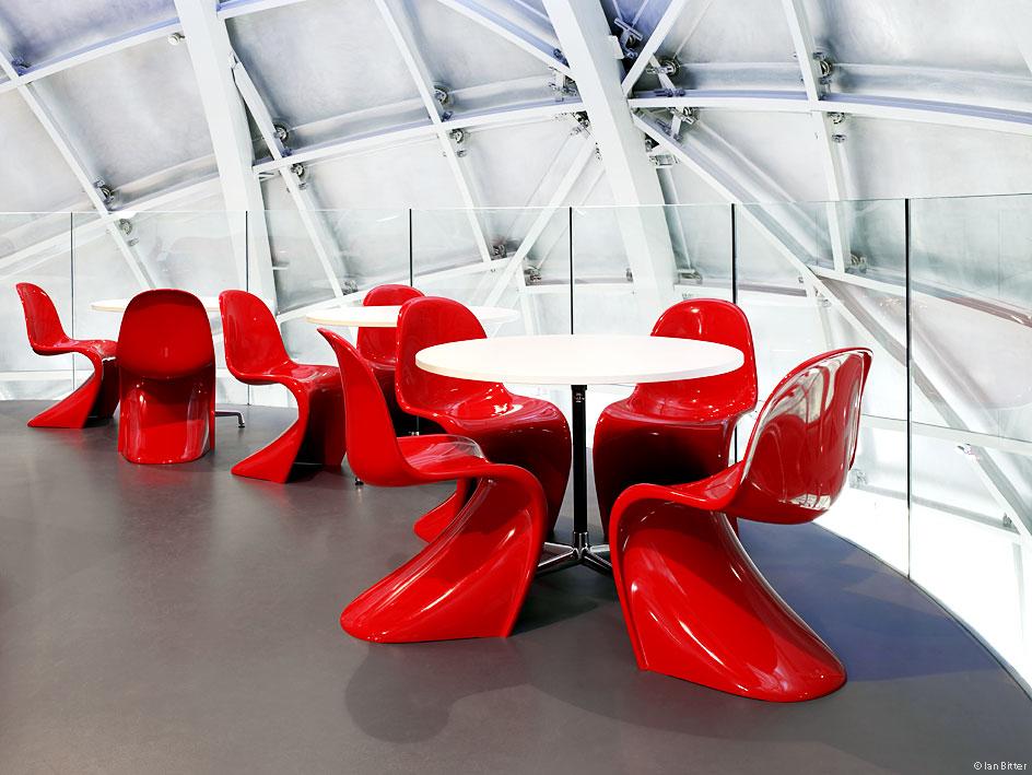 50 aniversario Silla Panton Chair COAM Vitra 3class=