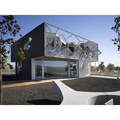 Casa Zafra-Uceda vivienda unifamiliar Aranjuez  NO.MAD Arquitectos 5class=