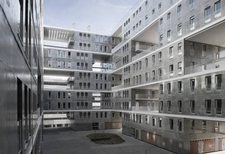 Edificio Celosia Blanca Lleo MVRDV Madrid 2class=