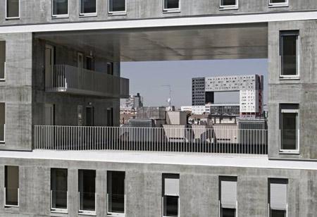 Edificio Celosia Blanca Lleo MVRDV Madrid 3class=