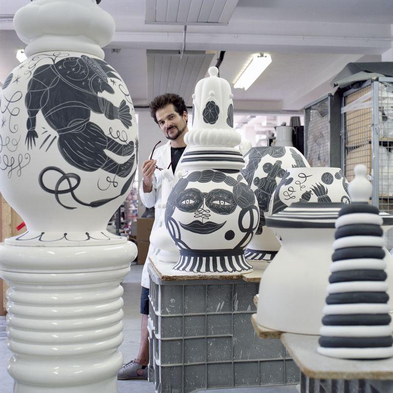 Jaime Hayón The Tournament  London Design Festival 2class=