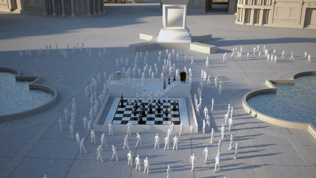 Jaime Hayón The Tournament  London Design Festival 4class=