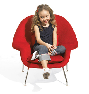 Knoll Kids Silla Womb Saarinen