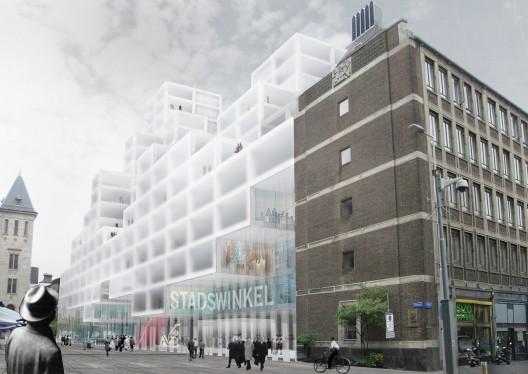 Rem Koolhaas concurso ayuntamiento Rotterdam 2class=