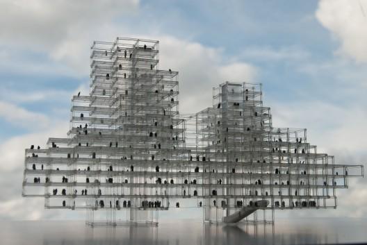 Rem Koolhaas concurso ayuntamiento Rotterdam 3class=