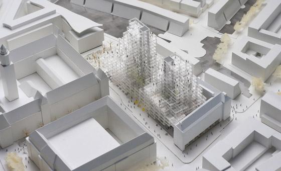 Rem Koolhaas concurso ayuntamiento Rotterdam 4class=
