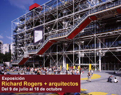Richard Rogers CaixaForum Madrid 2class=