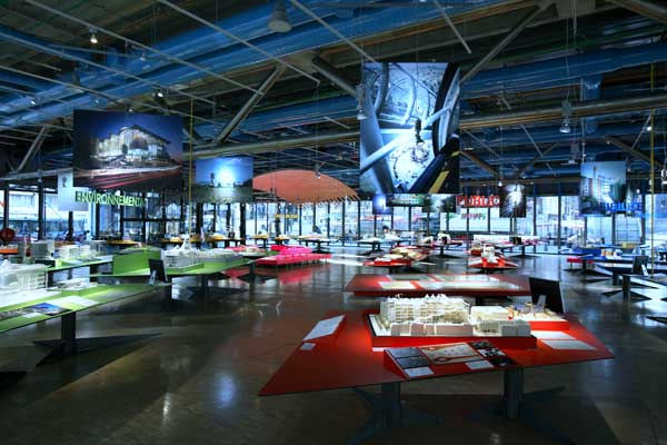 La exposición en el Centro Pompidouclass=