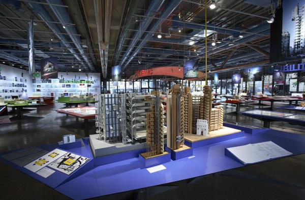 La exposición en el Centre Pompidouclass=