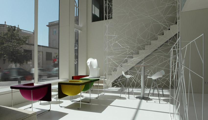 la marca de mobiliario stua abre su primera tienda en madrid ... - Tiendas Muebles Diseno