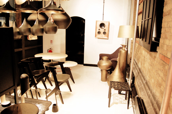 Tom Dixon  primera tienda  Londres Studio Toogood 2class=