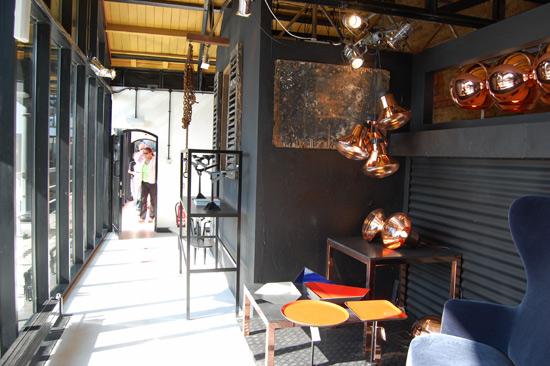 Tom Dixon  primera tienda  Londres Studio Toogood 3class=