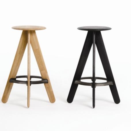 Tom Dixon  primera tienda  Londres Studio Toogood taburete slab stool barclass=