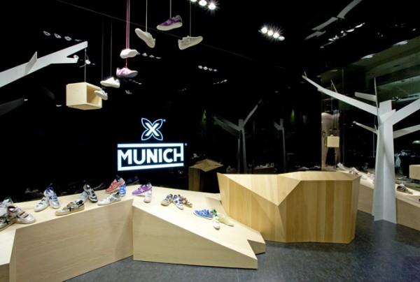 tienda Munich en Barcelona diariodesign