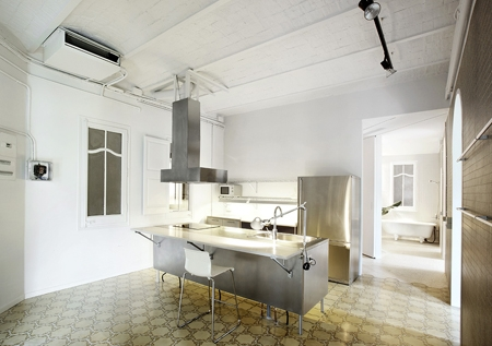 Arquitectura-g apartamento Barcelona 5class=