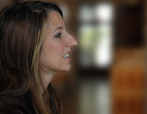 Benedetta Tagliabue International Fellowship del RIBA en la UEM