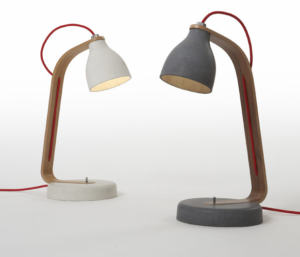Benjamint Hubert diseñador revelación 100 Design London heavy light deskclass=