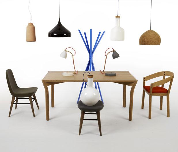 Benjamint Hubert diseñador revelación 100 Design Londonclass=