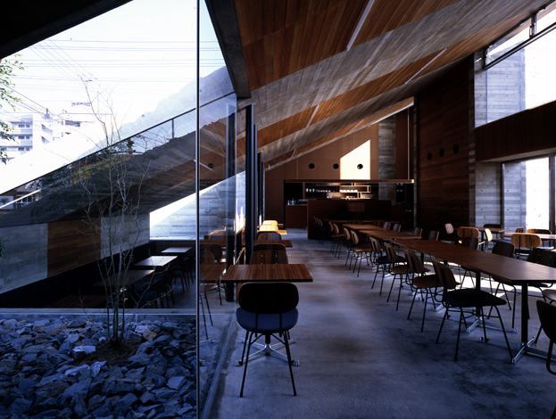 Cafe la miell suppose design office 03class=