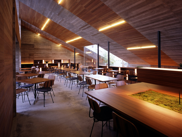 Cafe la miell suppose design office 05class=