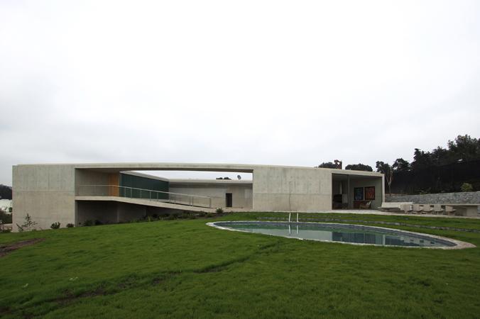 Casa White O de Toyo Ito en Marbella Chile 10class=