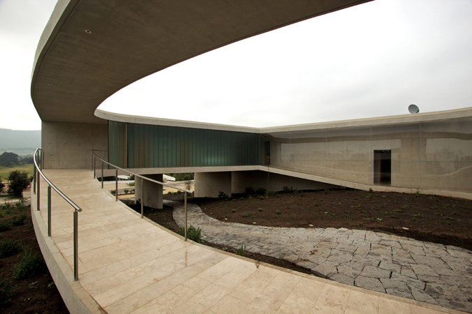 Casa White O de Toyo Ito en Marbella Chile 20class=