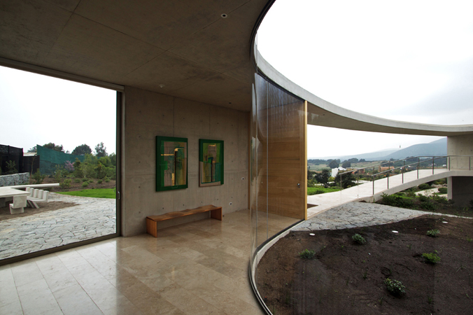 Casa White O de Toyo Ito en Marbella Chile 26class=