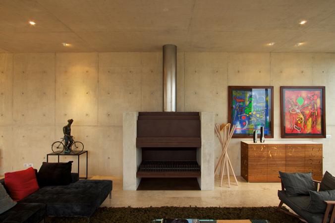 Casa White O de Toyo Ito en Marbella Chile 42class=