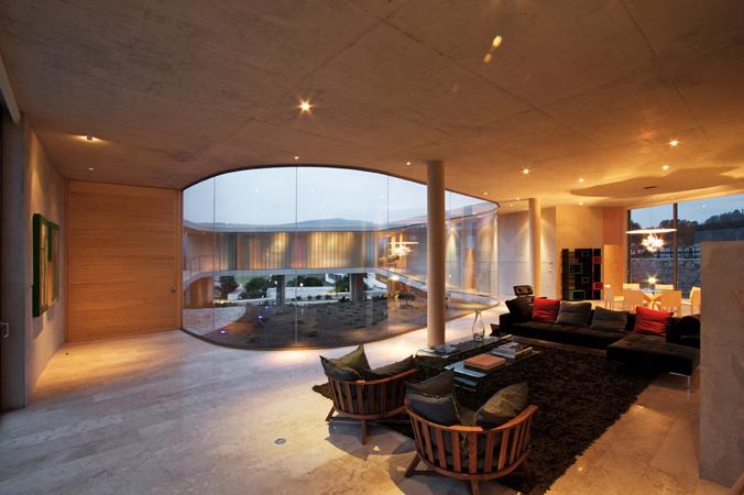 Casa White O de Toyo Ito en Marbella Chile 62class=
