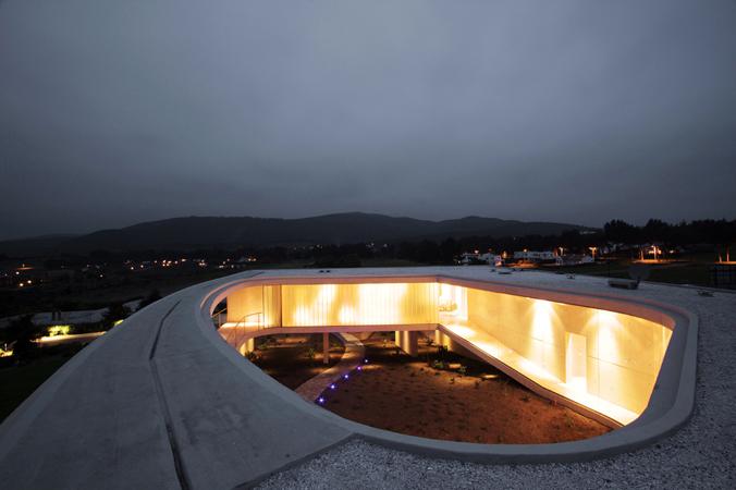 Casa White O de Toyo Ito en Marbella Chile 77class=