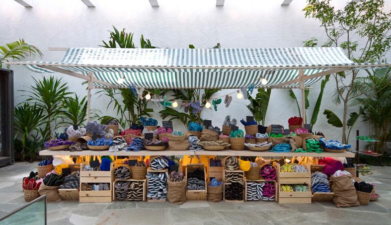 Havaianas São Paulo primera tienda Isay Weinfeld 2class=