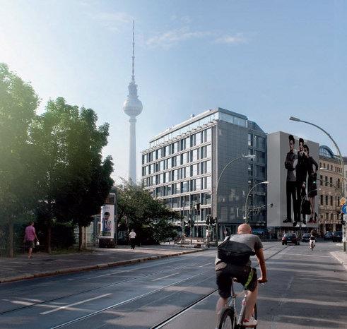 Hotel Casa Camper Berlin 4class=