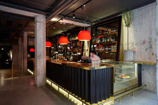 Hotel Story Estocolmo por Koncept 4