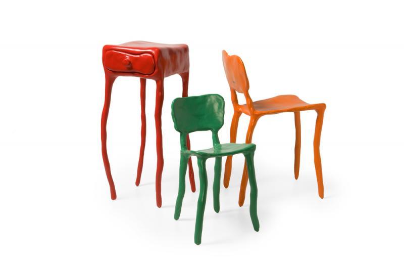 Mobiliario de la colección Clayclass=