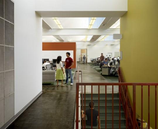 Oficinas Facebook en Palo Alto California 10