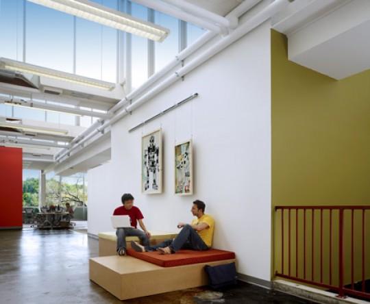 Oficinas Facebook en Palo Alto California 3
