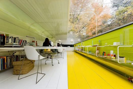 Oficinas del estudio de arquitectura Selgascano en Madrid 2class=