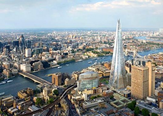 The Shard Renzo Piano Londres 10class=