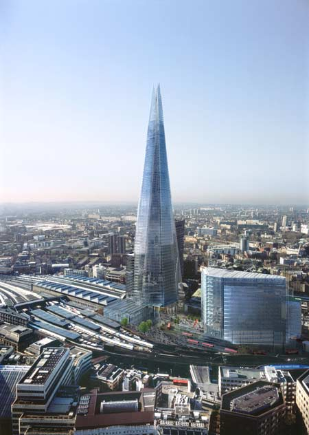 The Shard Renzo Piano Londres 2class=