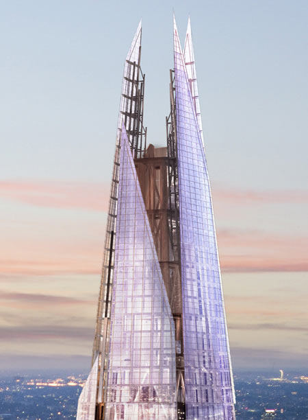 The Shard Renzo Piano Londres 3class=