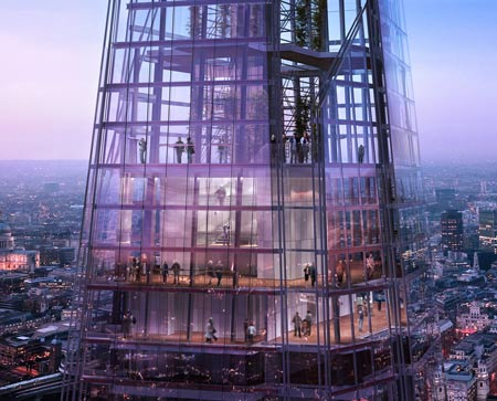 The Shard Renzo Piano Londres 4class=