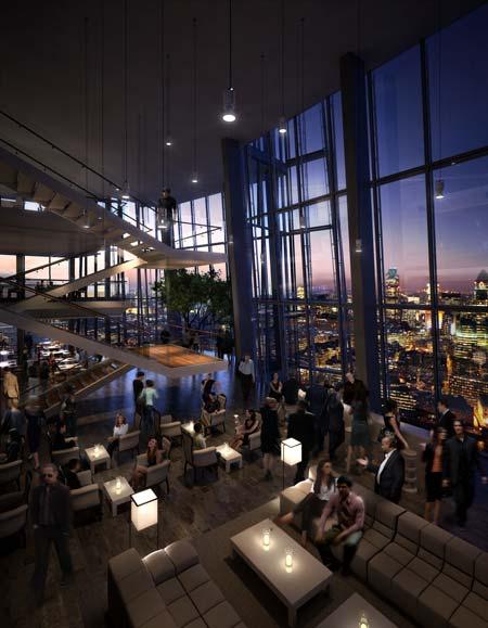The Shard Renzo Piano Londres 8class=