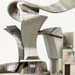 Tipografías 3D Cris Labrooy frank gehry 3