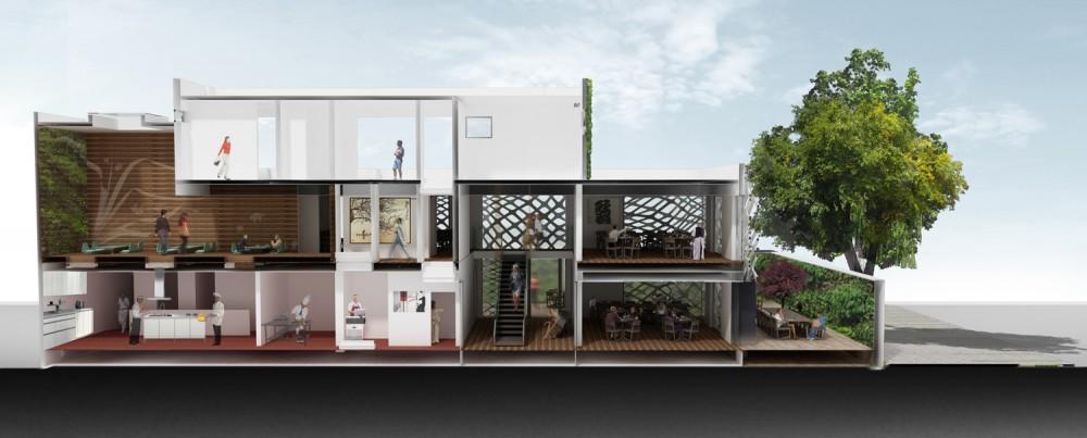 Tori Tori Restaurente Mejico DF Rojkind Arquitectos Esrawe Studio 9class=