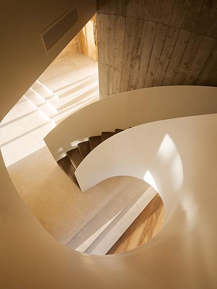 Casa Yarra de Leeton Pointon Architects en Melbourne Australia Escalera 4class=