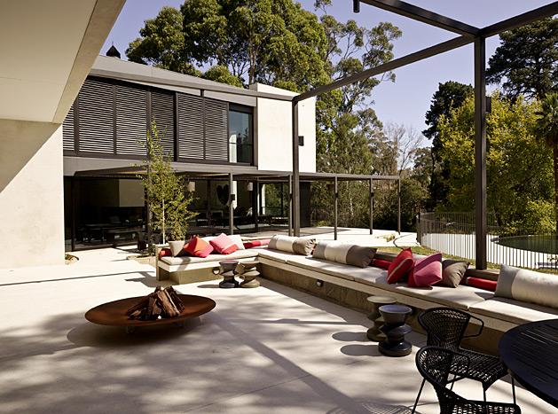 Casa Yarra de Leeton Pointon Architects en Melbourne Australia Exteriorclass=