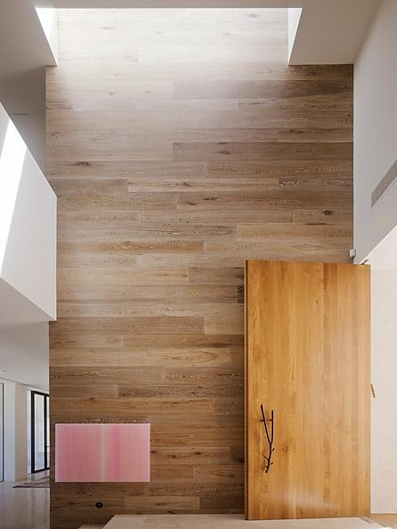 Casa Yarra de Leeton Pointon Architects en Melbourne Australia recibidorclass=