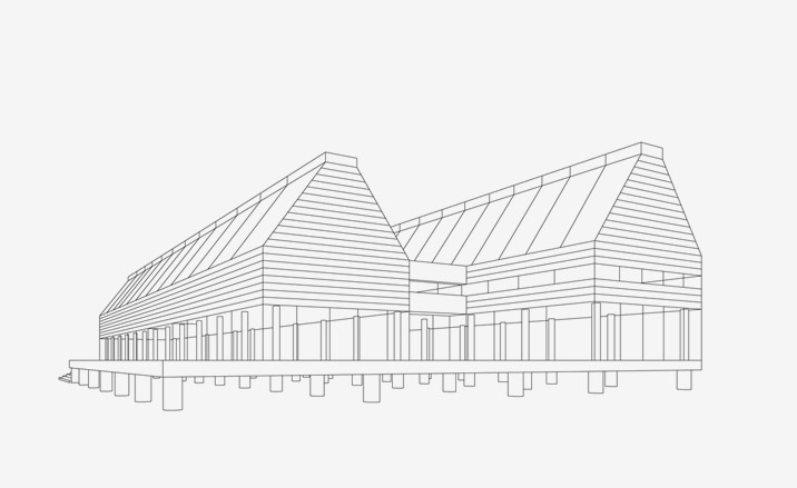 Form Matters Chipperfield Design Museum River + Rowing Museum  Henley 1997